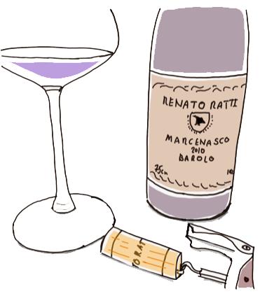 Vin skal der til